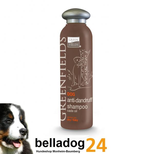 Greenfield anti-dandruff (anti-Schuppen) Hunde Shampoo