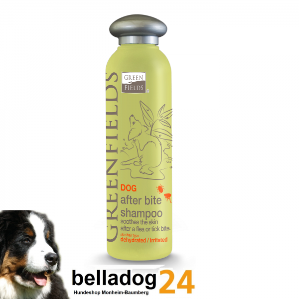 Greenfield after bite Hundeshampoo 250ml