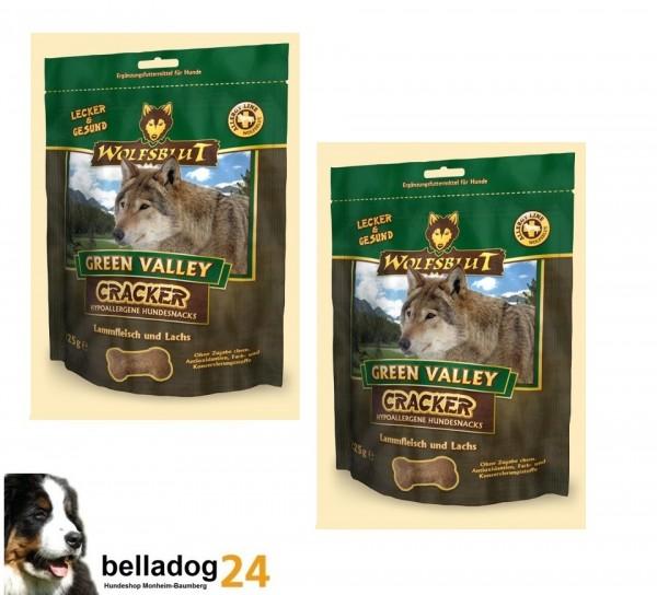 Wolfsblut Cracker Green Valley 2x225g