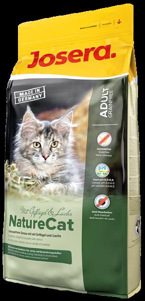 JOSERA NatureCat Katzenfutter 2kg