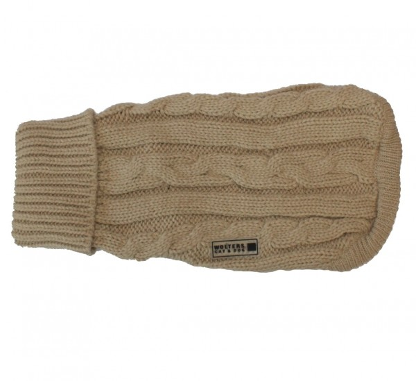 Wolters Zopf-Strickpullover