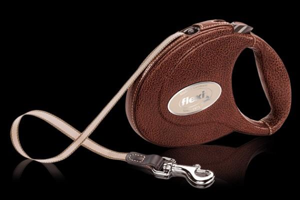 Flexi Leather Handarbeit mit echtem Leder
