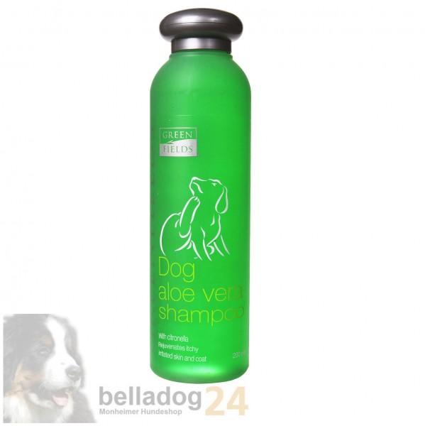 Greenfield Aloe Vera Hunde Shampoo 200ml