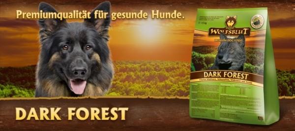 Wolfsblut 15kg Dark Forest Adult