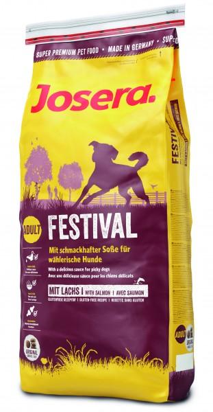 (2,86€/kg) Josera Festival 15kg