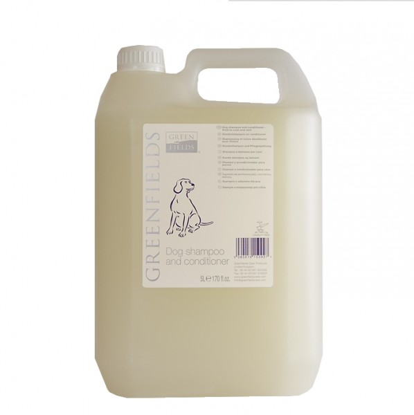Greenfield Shampoo mit Conditioner 5 Liter