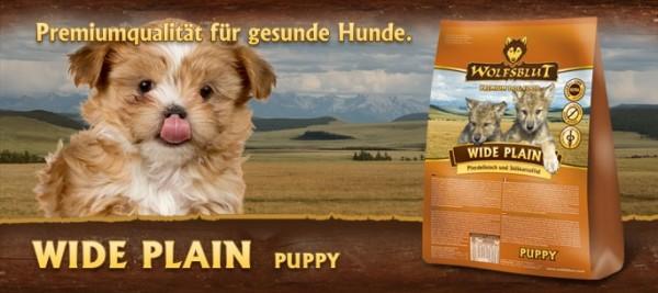 (6,26€/kg) Wolfsblut 7,5kg Wide Plain Pferd Puppy