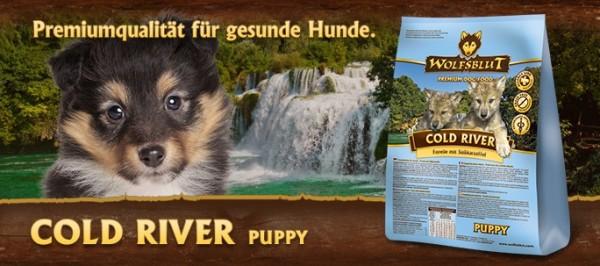 Wolfsblut 15kg Cold River Puppy
