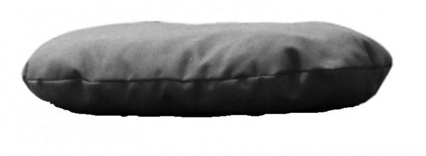 Wolters Hundekissen dunkelgrau 80x60cm