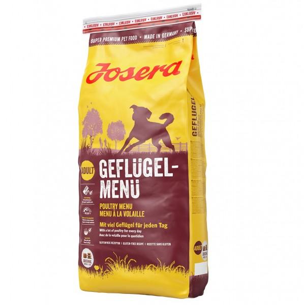 Josera Geflügel-Menü 15kg