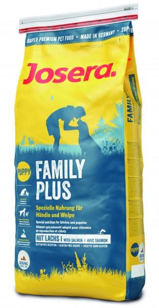 Josera Family Plus Puppy 15kg