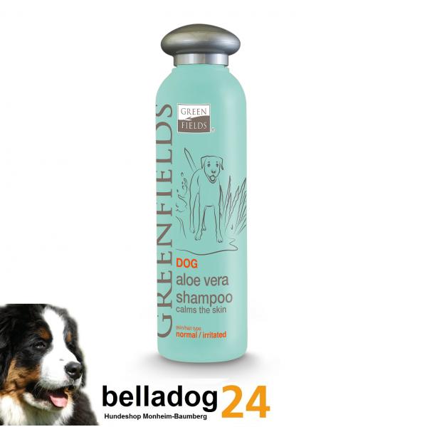 Greenfield Aloe Vera Hunde Shampoo 250ml