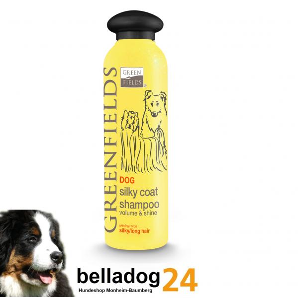 Greenfield silky coat Hunde Shampoo 250ml